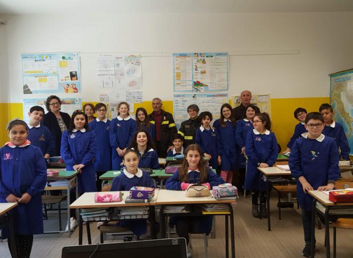Classe 5^A - Scuola Primaria Paupisi