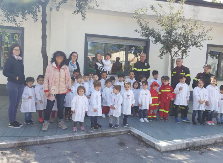 Scuola dell'Infanzia - Paupisi