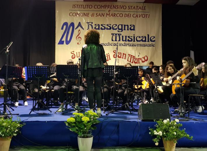 XX Rassegna di Orchestre di San Marco dei Cavoti